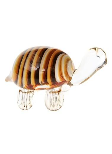 Kaplumbağa Büyük 13,5cm-Gül Güler